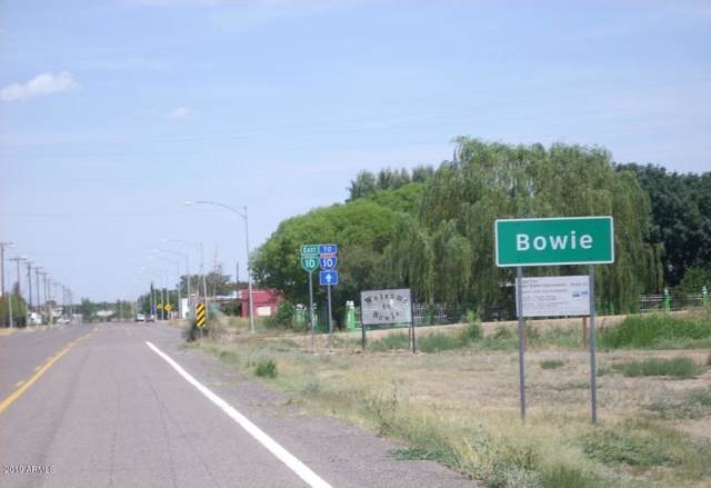 1240 W Stuart Trail, Bowie, AZ 85605 (MLS #6011632) :: The Garcia Group