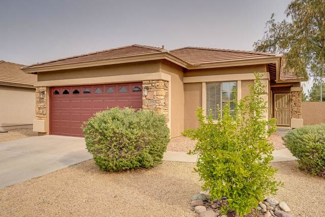 12902 W Scotts Drive, El Mirage, AZ 85335 (MLS #6011653) :: Riddle Realty Group - Keller Williams Arizona Realty