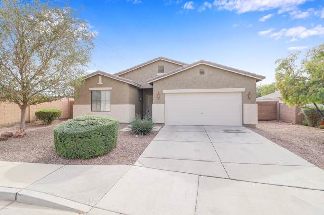 25505 W Blue Sky Way, Buckeye, AZ 85326 (MLS #6011667) :: neXGen Real Estate