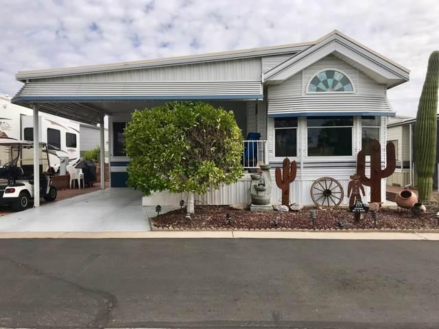 7750 E Broadway Road #633, Mesa, AZ 85208 (MLS #6011685) :: The Kenny Klaus Team