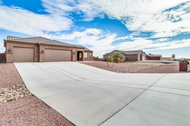 28323 N Bush Street, Wittmann, AZ 85361 (MLS #6011704) :: Riddle Realty Group - Keller Williams Arizona Realty