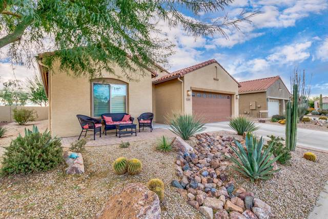 5301 W Pueblo Drive, Eloy, AZ 85131 (MLS #6011719) :: The Bill and Cindy Flowers Team