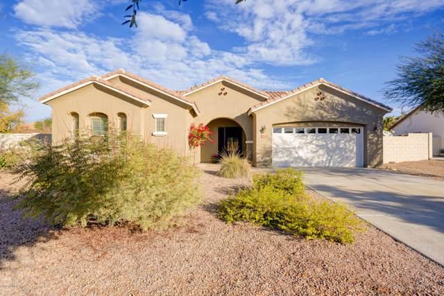 3160 E Blue Ridge Way, Gilbert, AZ 85298 (MLS #6011751) :: Riddle Realty Group - Keller Williams Arizona Realty
