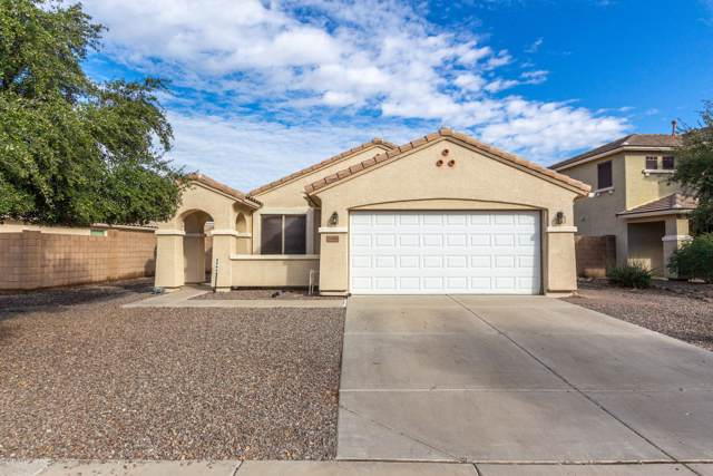 2980 E Aris Drive, Gilbert, AZ 85298 (MLS #6011759) :: The Kenny Klaus Team