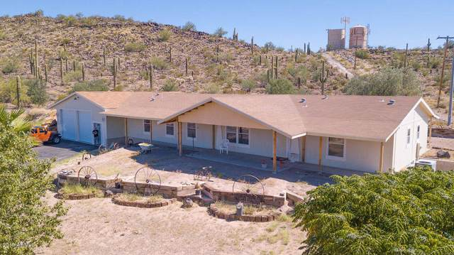240 N Highway 86, Ajo, AZ 85321 (MLS #6011767) :: Santizo Realty Group