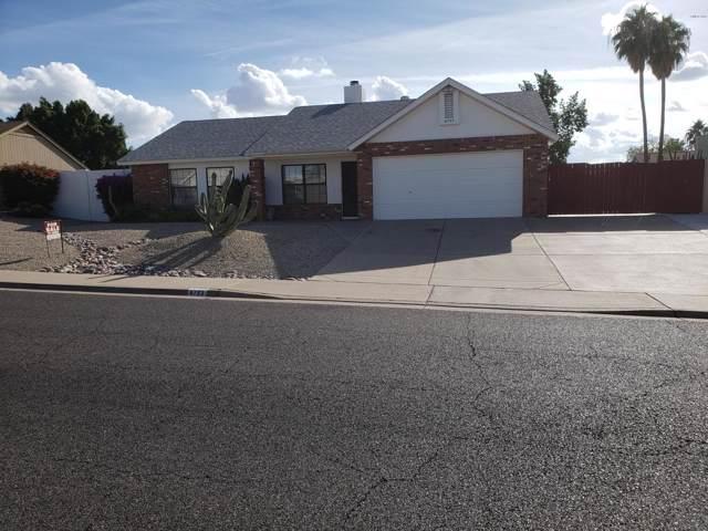 6723 E Ivyglen Street, Mesa, AZ 85205 (MLS #6011784) :: Riddle Realty Group - Keller Williams Arizona Realty
