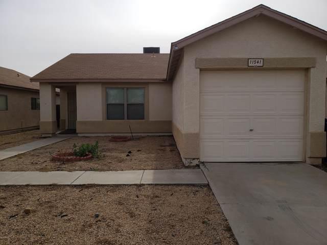 11541 W Scotts Drive, El Mirage, AZ 85335 (MLS #6011797) :: Yost Realty Group at RE/MAX Casa Grande