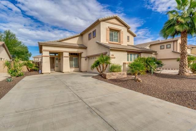2524 W Silver Streak Way, Queen Creek, AZ 85142 (MLS #6011799) :: My Home Group