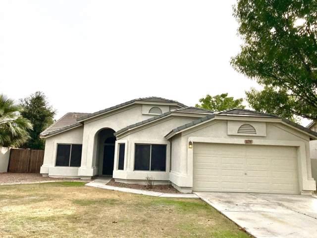 3279 E Stanford Avenue, Gilbert, AZ 85234 (MLS #6011801) :: Team Wilson Real Estate