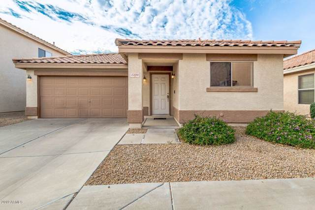 1320 S San Vincente Court, Chandler, AZ 85286 (MLS #6011802) :: Riddle Realty Group - Keller Williams Arizona Realty