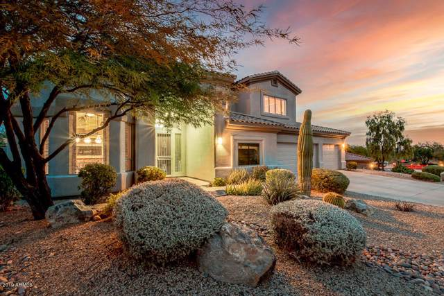16128 E Andrew Drive, Fountain Hills, AZ 85268 (MLS #6011806) :: Brett Tanner Home Selling Team