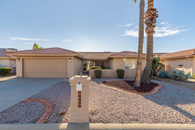 26445 S Beech Creek Drive, Sun Lakes, AZ 85248 (MLS #6011824) :: Revelation Real Estate