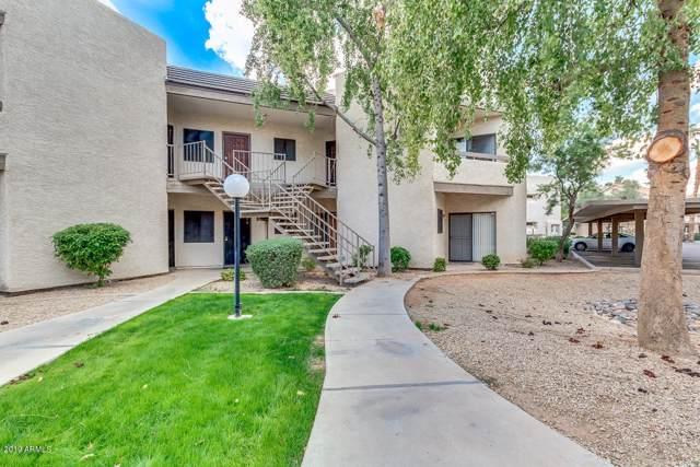 1287 N Alma School Road #121, Chandler, AZ 85224 (MLS #6011828) :: Conway Real Estate