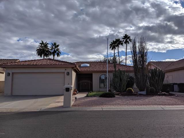 10819 E Twilight Drive, Sun Lakes, AZ 85248 (MLS #6011829) :: Revelation Real Estate