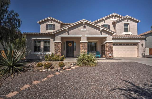 3130 E Lynx Way, Gilbert, AZ 85298 (MLS #6011837) :: The Kenny Klaus Team
