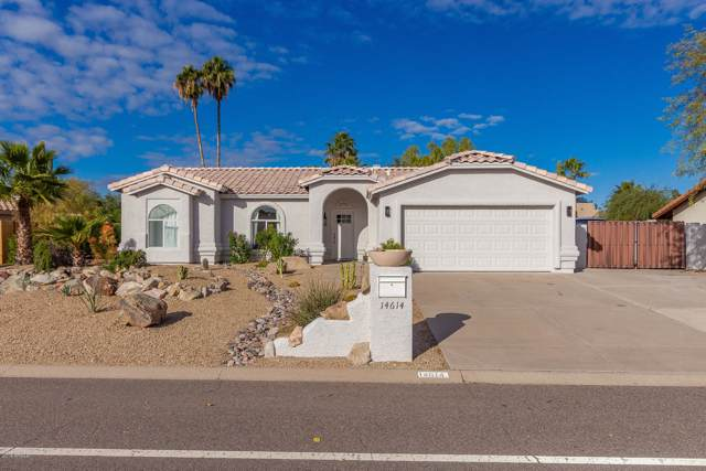 14614 N El Pueblo Boulevard, Fountain Hills, AZ 85268 (MLS #6011843) :: Brett Tanner Home Selling Team