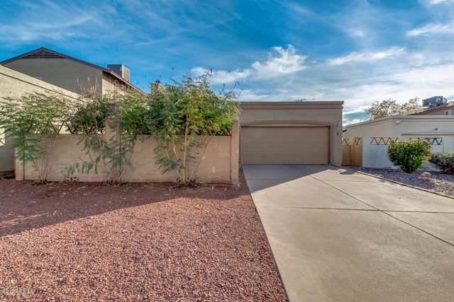 619 E Jensen Street #6, Mesa, AZ 85203 (MLS #6011845) :: The Kenny Klaus Team