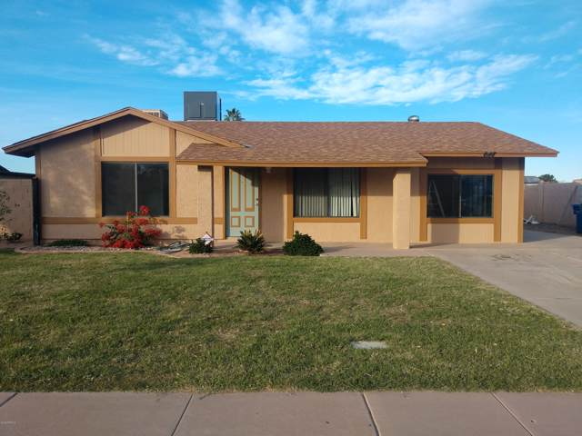 648 W Flower Avenue, Mesa, AZ 85210 (MLS #6011861) :: Lifestyle Partners Team