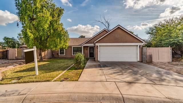 721 E Brooks Street, Chandler, AZ 85225 (MLS #6011864) :: Conway Real Estate