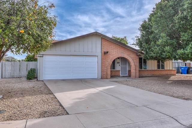12619 N 42ND Avenue, Phoenix, AZ 85029 (MLS #6011876) :: The Kenny Klaus Team