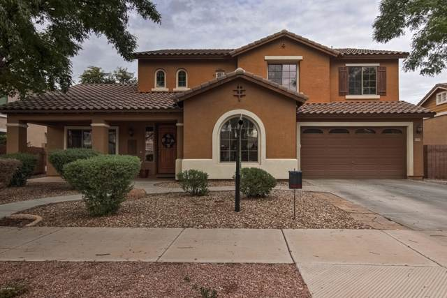 18646 E Raven Drive, Queen Creek, AZ 85142 (MLS #6011884) :: Nate Martinez Team