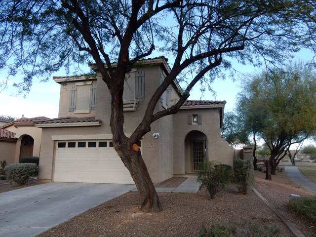 4377 S Rim Court, Gilbert, AZ 85297 (MLS #6011922) :: The Kenny Klaus Team