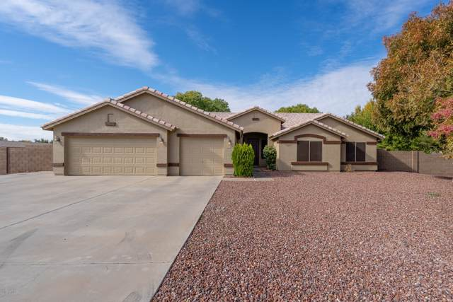 8322 N 177TH Avenue, Waddell, AZ 85355 (MLS #6011924) :: The Kenny Klaus Team