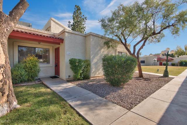 633 W Southern Avenue #1185, Tempe, AZ 85282 (MLS #6011928) :: Brett Tanner Home Selling Team