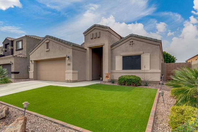 15866 N 76TH Avenue, Peoria, AZ 85382 (MLS #6011929) :: Occasio Realty