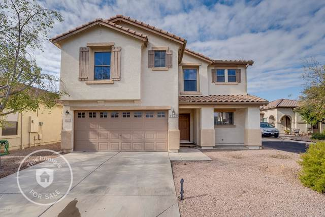 3678 E Jasper Drive, Gilbert, AZ 85296 (MLS #6011974) :: The Kenny Klaus Team