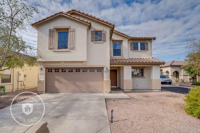3678 E Jasper Drive, Gilbert, AZ 85296 (MLS #6011974) :: Lucido Agency