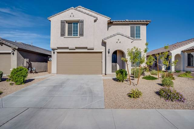 9578 W Whispering Wind Drive, Peoria, AZ 85383 (MLS #6011977) :: The W Group