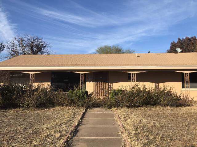 2350 E 9th Street, Douglas, AZ 85607 (MLS #6011995) :: The Garcia Group