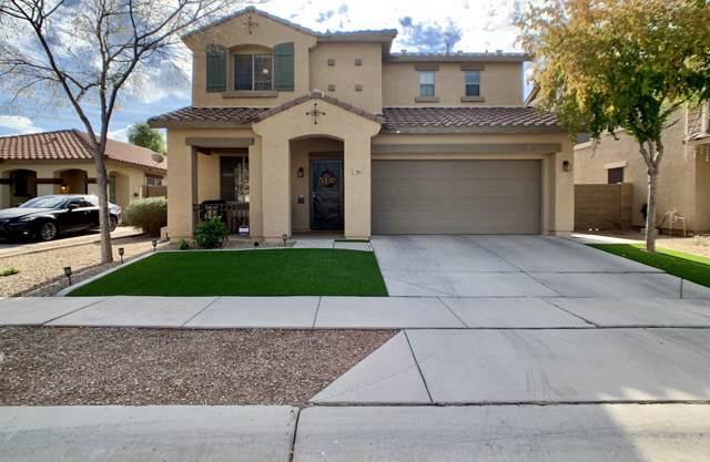 2983 E Franklin Avenue, Gilbert, AZ 85295 (MLS #6011997) :: Lucido Agency