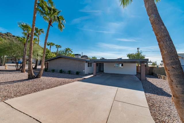 1319 E Ruth Avenue, Phoenix, AZ 85020 (MLS #6012003) :: Brett Tanner Home Selling Team