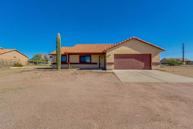 2450 E 2ND Avenue, Apache Junction, AZ 85119 (MLS #6012006) :: The Daniel Montez Real Estate Group