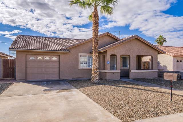 1117 E Love Street, Casa Grande, AZ 85122 (MLS #6012009) :: The Kenny Klaus Team