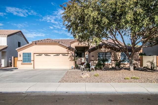 1054 W Mulberry Drive, Chandler, AZ 85286 (MLS #6012011) :: Riddle Realty Group - Keller Williams Arizona Realty