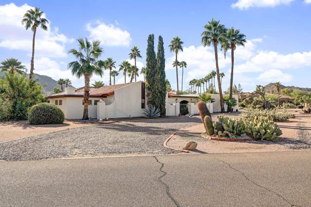 5229 E Orchid Lane, Paradise Valley, AZ 85253 (MLS #6012019) :: The W Group