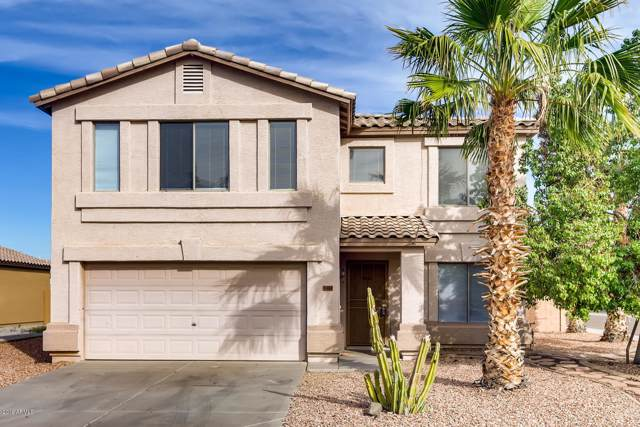 16060 W Monroe Street, Goodyear, AZ 85338 (MLS #6012022) :: My Home Group