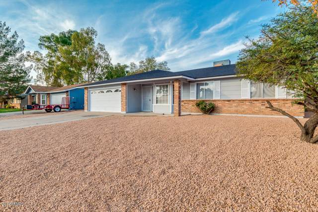 238 E Houston Avenue, Gilbert, AZ 85234 (MLS #6012024) :: Riddle Realty Group - Keller Williams Arizona Realty