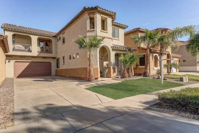 3802 E Chickadee Road, Gilbert, AZ 85297 (MLS #6012041) :: Lucido Agency