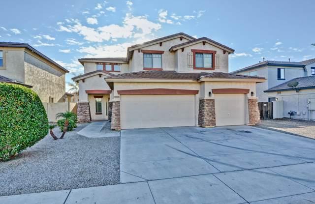 15715 N 172ND Lane, Surprise, AZ 85388 (MLS #6012047) :: Riddle Realty Group - Keller Williams Arizona Realty