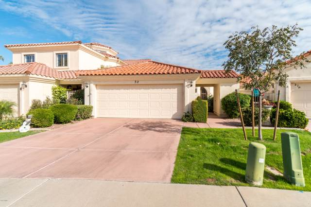 1700 E Lakeside Drive #32, Gilbert, AZ 85234 (MLS #6012051) :: The Kenny Klaus Team