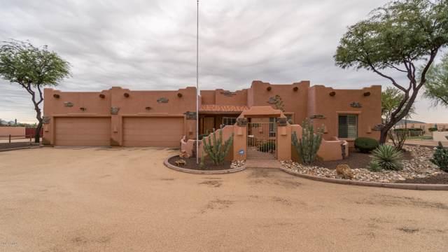 231 E Desert Hills Drive, Phoenix, AZ 85086 (MLS #6012073) :: My Home Group