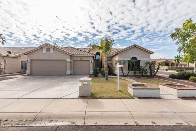 2601 E Harwell Road, Gilbert, AZ 85234 (MLS #6012088) :: Team Wilson Real Estate