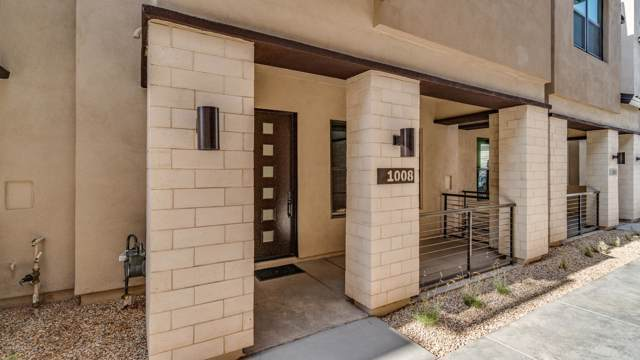 8340 E Mcdonald Drive #1008, Scottsdale, AZ 85250 (MLS #6012099) :: Riddle Realty Group - Keller Williams Arizona Realty