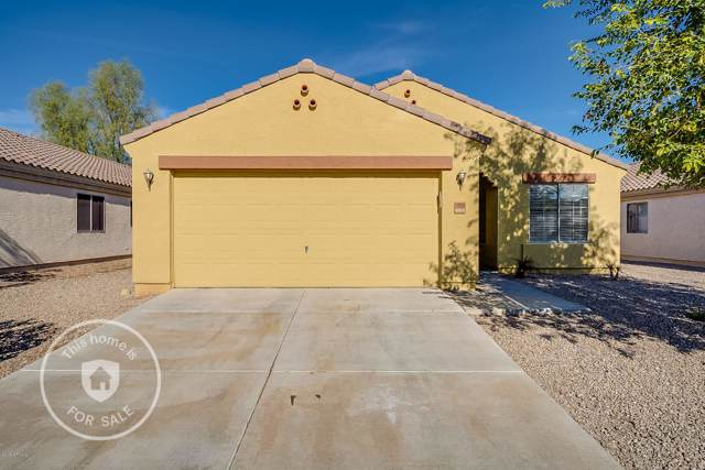 10612 W Apache Street, Tolleson, AZ 85353 (MLS #6012136) :: The Kenny Klaus Team