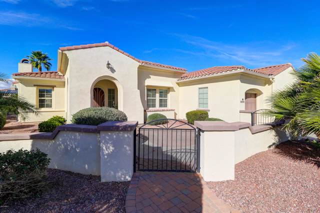 23028 N Padaro Court, Sun City West, AZ 85375 (MLS #6012140) :: Long Realty West Valley