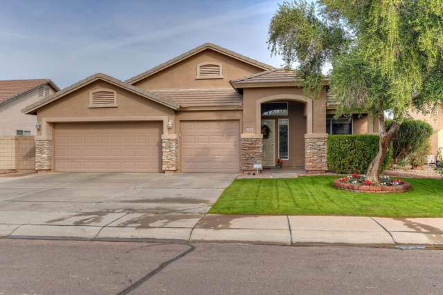 3964 E Remington Drive, Gilbert, AZ 85297 (MLS #6012142) :: Lucido Agency